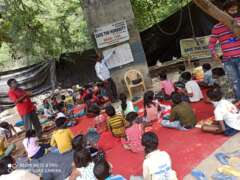 free education by save the humanity