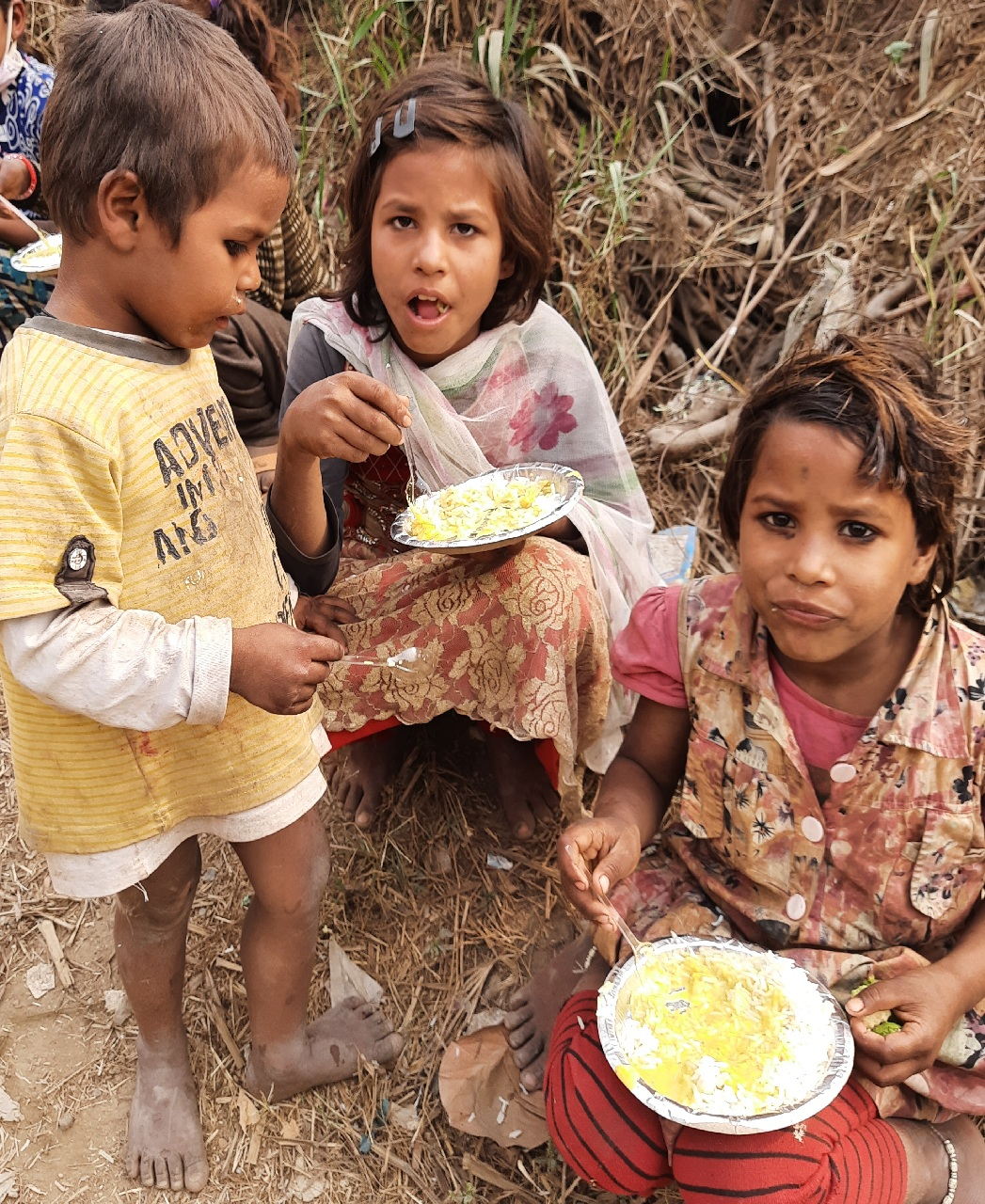 save the humanity donate for food