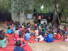 save the humanity education for poors