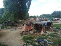 save the humanity survey in slum area