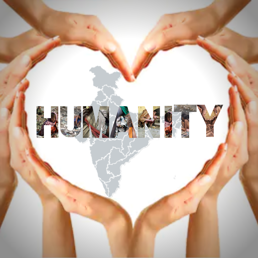 we fight for humanity